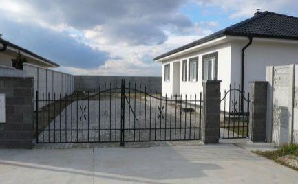 Novostavba – štvorizbový rodinný dom v obci Trnávka