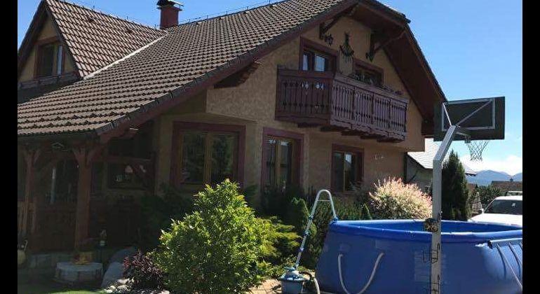 Rodinný dom - Valča