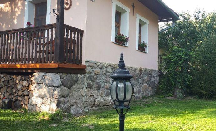 Ponúkam Vám na predaj Rodinný Dom / Chalupu v obci Dolná Ves
