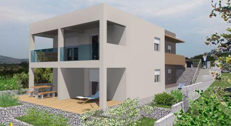 Apartmánový dom Seline Starigrad