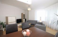 PREDAJ, 3 izbový byt s lodžiou 88 m2, novostavba PANORAMA CITY, BA - I 11