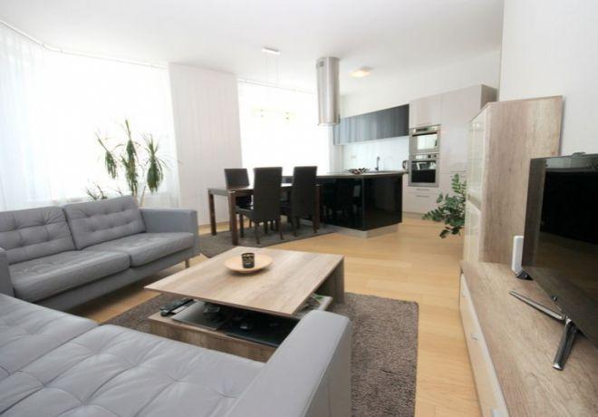 PREDAJ, 3 izbový byt s lodžiou 88 m2, novostavba PANORAMA CITY, BA - I 1