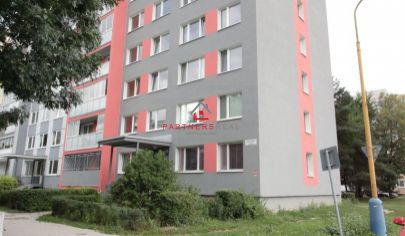 1.5 izbový byt, 43m2, 3 poschodie, predaj, Košice-Nad Jazerom, Raketová
