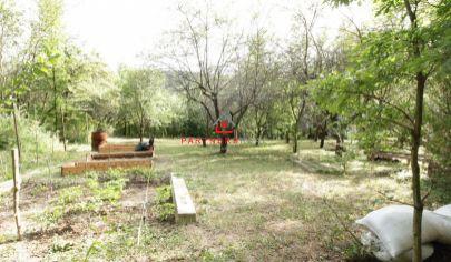 Pozemok s chatkou, 846m2, predaj, Košice-Sever, Čermelské Prielohy