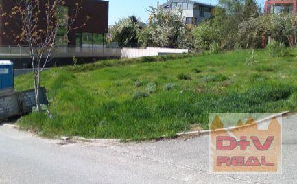 Predaj: Stavebný pozemok pre rodinný dom, Bratislava I, Staré mesto, lokalita Bôrik