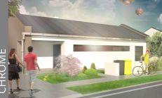 PREDAJ - RD Zlatovce, novostavba v novovybudovanej ulici - pozemok 12B