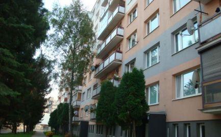 Veľký 3i byt v centre Brezna - HRADBY