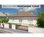 Novostavba 4i tehlového bungalovu, 594 m2, Trenčianska Turná