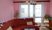 2-izbový byt s balkónom v Dubnici nad Váhom, Pod kaštieľom