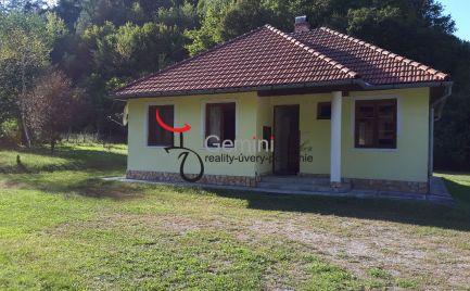 GEMINIBROKER Vám ponúka na predaj krásnu novostavbu v obci Nagyhuta