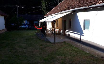 GEMINIBROKER Vám ponúka na predaj rodinný dom v obci Nagyhuta