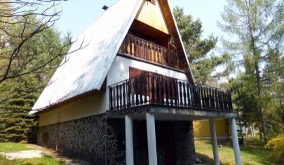 PRAŠICE, Duchonka, rekreačná chata s pozemkom