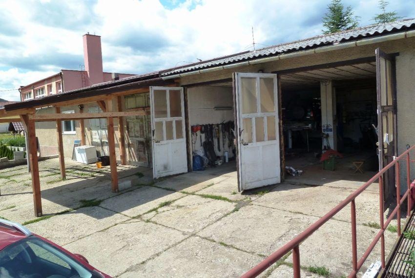 Predaj polyfunkčný objekt Kokava nad Rimavicou-5
