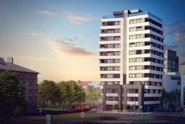 PROXENTA Residence, 2 izbový byt, 49,45 m2, 134 192 EUR