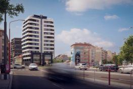 PROXENTA Residence, 2 izbový apartmán, 51,30 m2, 139 892 EUR