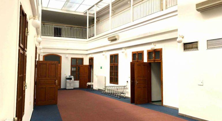GREGORY Real, KANCELÁRIE na prenájom (OFFICES FOR RENT), centrum mesta, Mickiewiczova ul., Bratislava I. Staré Mesto