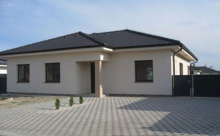 Nový 4 izb rodinný dom v obci Horná Potôň