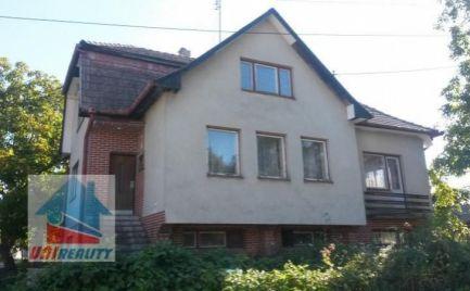 -----NOVÁ CENA------NEPORADZA – 5 - izb. rodinný dom na predaj / okres Trenčín / garáž, studňa