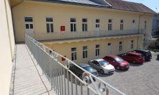 Projekt Poštová  - predaj kancelárií v histor.centre KE