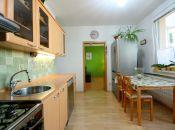Zrekonštruovaný byt pri kúpalisku v Topoľčanoch.
