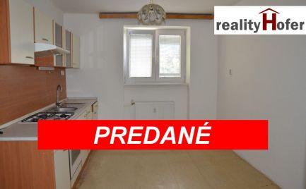 Priestranný tehlový 2 izb. byt 58m2, Sídlisko II, Prešov