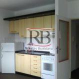 Ponúkame na predaj 1 izbový byt na ulici Pri Šajnbách, Rača, Bratislava