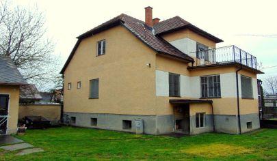 NOVÁKY, RD 5+1, poz. 2892 m2