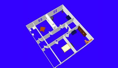 MALÉ UHERCE rodinný dom 3+1, pozemok 950 m2