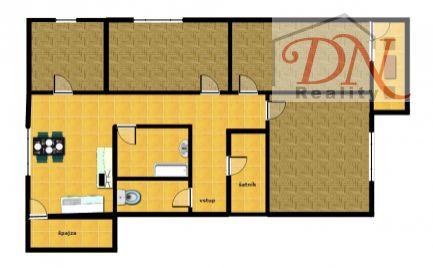 Nenašli ste ten pravý ? #4nepriechodné izby  #83m2  #pivnica5m2  #Chrenová  #Fatranská  #balkón