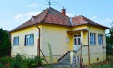 PREDAJ  rodinný dom s pozemkom Ivánka pri Nitre