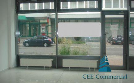 Obchodný priestor na prenájom, 96 m2, BA-Ružinov