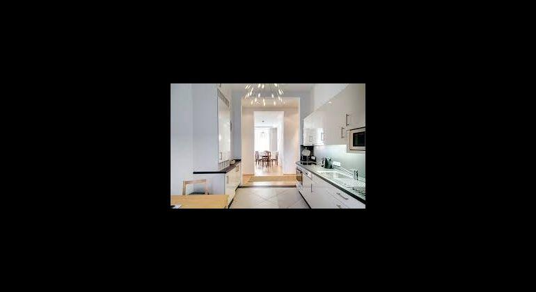 Bánovce.n.B-centrum, na predaj 4 izbový byt čiastočná rekonštrukcia.