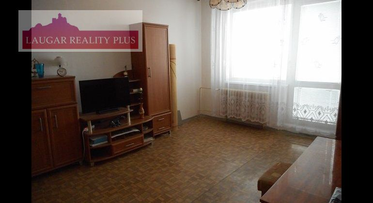 Halalovka, 1-izb. čiastočne rekonštr. byt, 39 m2