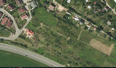 TOP PONUKA! Stav. pozemok (960 m2), Sp. Nová Ves
