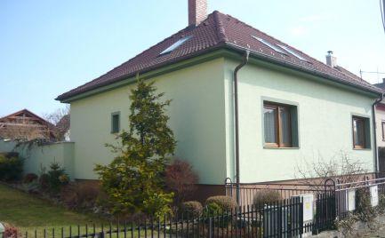 Rodinný dom v tichej lokalite mesta Vrbové