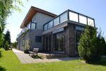Predáme exkluzívny atypický rodinný dom na veľkom pozemku v obci Nový Život - Eliášovce.