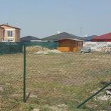 Stavebný pozemok 623m2 už s vydaným stavebným povolením, Hviezdoslavov