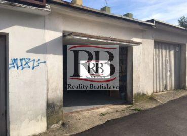 Priestranná garáž na predaj, Dúbravčická - Dúbravka