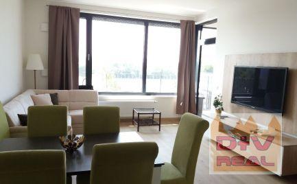 D+V real ponúka na prenájom 4 izbový byt, Zižkova ulica, Zuckermandel, zariadený,  2 garážové státia