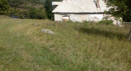 Predaj rodinného domu vhodného na chalupu v obci Dolný Tisovník