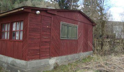 VALASKÁ BELÁ chata, pozemok výmera 500m2, okr. Prievidza
