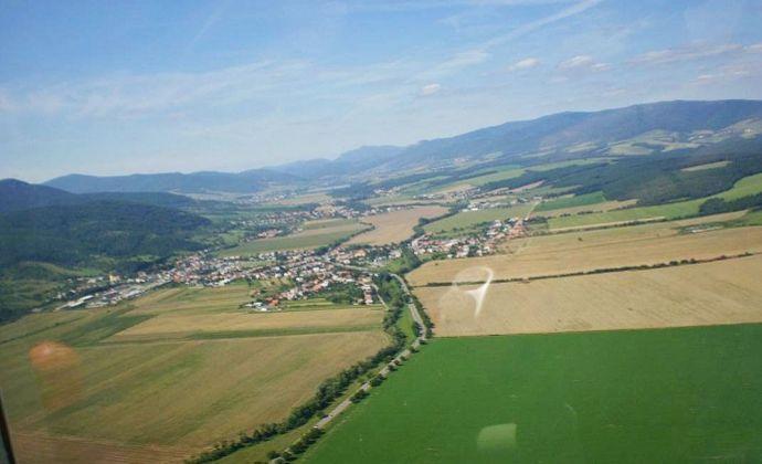 Poľnohospodársky pozemok Diviacka Nová Ves okr. Prievidza na predaj Trvalé trávne porasty o výmere 92 937 m2.