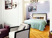 Prenájom luxusného 3-izb bytu v centre mesta, rekonštrukcia v štýle moderného ART DECO