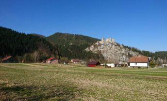 Pozemky predaj ideálne pre 4 rodinné domy Nezbudská Lúčka,cena za m2 43 euro