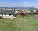 Stavebný pozemok - Necpaly - Prievidza - super cena 48 €/m2 !!!