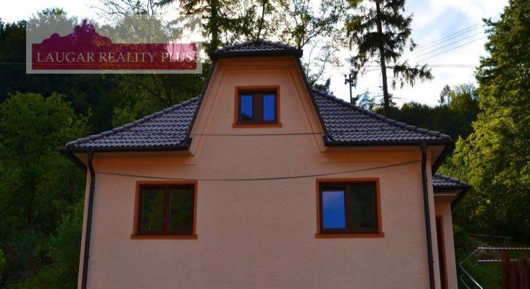 Trenčianske Teplice – Rodinný dom po rekonštrukcii.