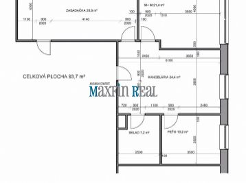 MAXFIN REAL - Kancelárie s parkovaním v Nitre