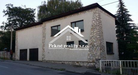 Predaj rodinného domu Zvolen - Zlatý Potok