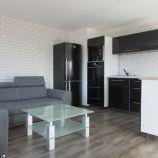 Zariadený 2-izbový byt v novostavbe rodinného domu, Svätý Jur