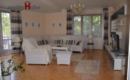 Krásny a veľký tehl. 4 izb. byt 110m2, vl. kúrenie, blízko centra, Prešov
